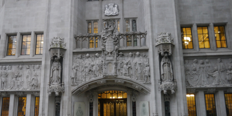 The Supreme Court has ruled the government's criminal records regime to be unlawful